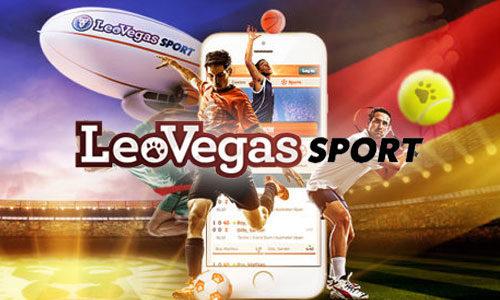 Leovegas Sport - 100% bonus upp till 1000 kr!