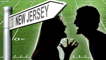 New Jersey - Sportbetting