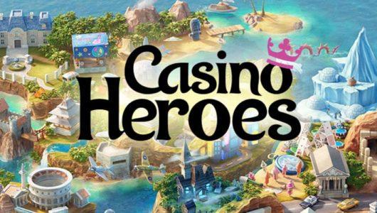 Topp 5 skäl att spela på Casino Heroes - Dinabonusar