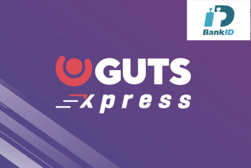 Guts Xpress - Logo - Mobilt Bank ID