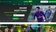 Campobet Sports - Screenshot