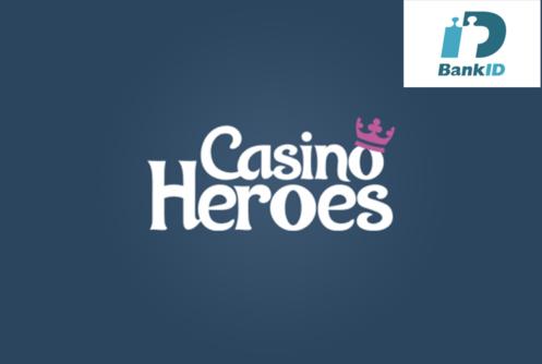 Casino Heroes - Logo
