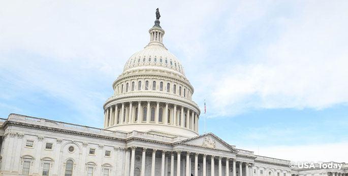 Prediction # 2: Kongressen misslyckas med att ta itu med Wire Act eller genomföra federal sportslagslagstiftning