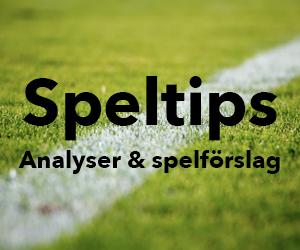 Speltips - Analyser och spelförslag